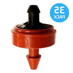 0.5  GPH Netafim Woodpecker Jr Pressure Compensating Dripper