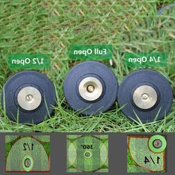 1/2'' Lawn Garden Pop Up Sprinkler Spray Head Irrigation Wat