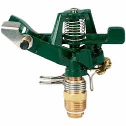 1/2 Zinc Impact Sprinkler Orbit Sprinklers 58001N 0468785800