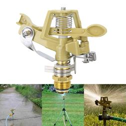 1/4'' Metal Impulse Spike Water Watering Sprinkler Sprayer G
