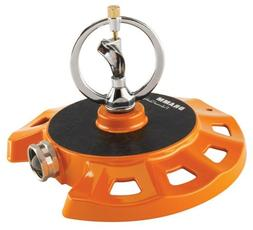 Dramm 10-15072 Orange ColorStorm Spinning Sprinkler