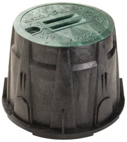 10 Round Valve Box with Lid