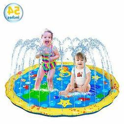 BANZAI 14663 Sprinkle 'n' Splash Baby Toddler Play Mat Sprin