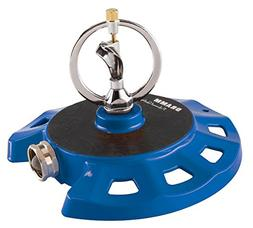 Dramm 15075 ColorStorm Spinning Sprinkler, Blue