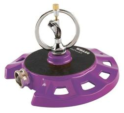 Dramm 15076 ColorStorm Spinning Sprinkler, Berry