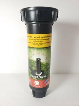 Rain Bird  1800 Series  4 in. H Adjustable  Pop-Up Sprinkler
