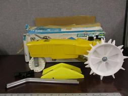 1865 Nelson RAIN TRAIN Cast Iron Traveling Sprinkler Tractor