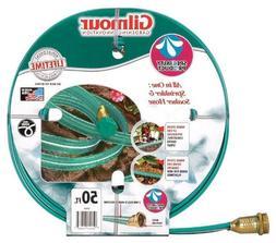 Gilmour 2 Pack - 50 Foot Flat Sprinkler Soaker Watering Hose