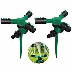 2 Underground Sprinkler Systems Pcs Garden Lawn Sprinklers,