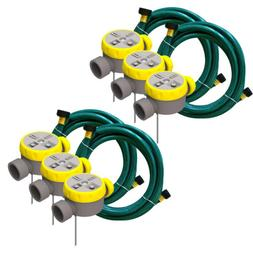 2 x Nelson Rainscapes Lawn Watering System 50182 - Sprinkler