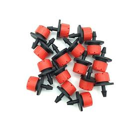 20 pcs automatic watering nozzle drip red