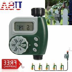 2020 Outdoor Garden Hose Sprinkler Irrigation Controller Sol