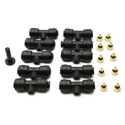 21pcs Sprayer Removable Durable Sprinklers for Plants Wateri