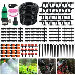 25M DIY Drip Sprinkler Irrigation System Plant Self Watering