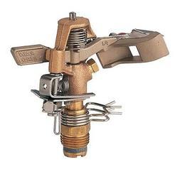 25pjdac brass impact sprinkler adjustable 20 360