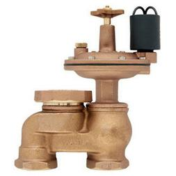 Orbit 3/4 Automatic Brass Anti-Siphon Valve