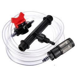 3/4 Inch Irrigation Venturi Fertilizer Injectors Device Filt