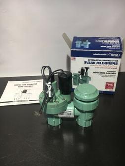 Orbit 3/4 slip sprinkler valve New in box_irrigation landsca