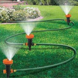 3 in 1 sprinkler system with 5