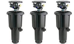 3 Rainbird 2045A Maxi-Paw Impact Rotors Includes #8 Blue Noz
