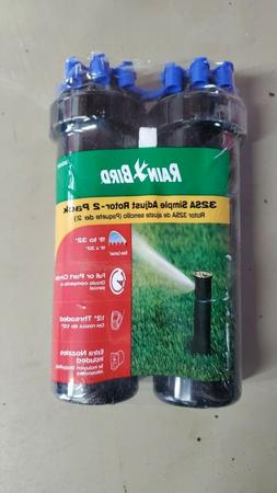 Rain Bird 32SA 2 Pack Simple Adjust Rotor Sprinkler Choose 1