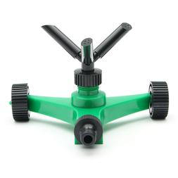 360 Degree Auto Rotation Sprinkler Garden Lawn Irrigation Sp