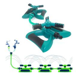 360 Degree Automatic Water Sprinkler Rotating Irrigation Sys