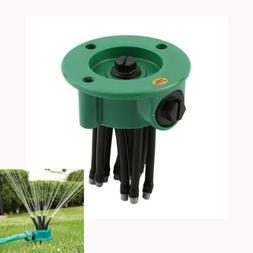 360° Lawn Sprinkler Head Automatic Garden Yard  Irrigation