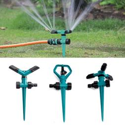 3Pcs Garden Misting Lawn Irrigation Automatic Sprinkler Head