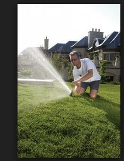 "Orbit 4"" Pop Up Sprinkler LONG RANGE 20'-35 Foot Range w 40-"