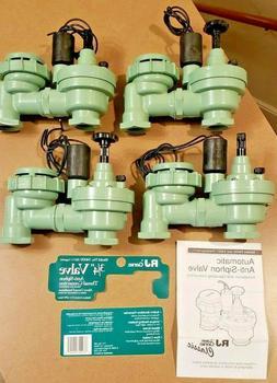 "4 RJ Genie 3/4"" RJ711 54000 Anti-Siphon Sprinkler Irrigation"