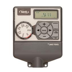 Orbit 4 Station Sprinkler Timer with Easy Dial