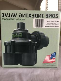 4 zone 6 PSI Indexing 1 ¼ -in Inlet Female FIMCO Irrigation