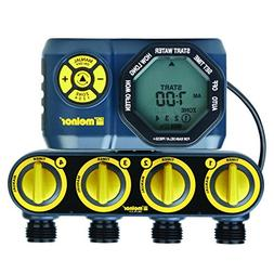 4-Zone Digital Water Timer