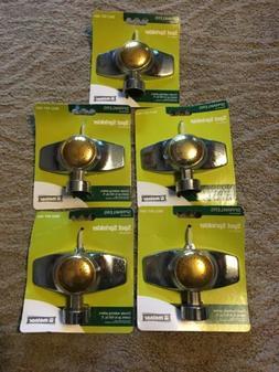 5 Melnor Metal Spot Sprinklers