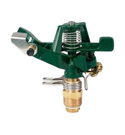 5 Pack - Orbit 1/2 Inch Zinc Impact Sprinkler Head, Lawn and