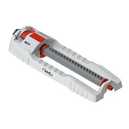 Orbit 56764 Oscillating Sprinkler with Zinc Base and Custom