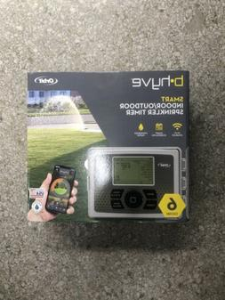 Orbit 57946 B-hyve Indoor/outdoor 6 Station WiFi Sprinkler S
