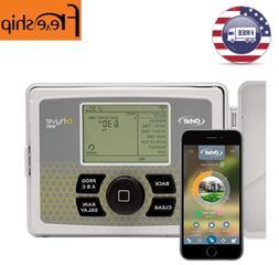 Orbit 57950 Smart Indoor/Outdoor 12-Station WiFi Sprinkler S