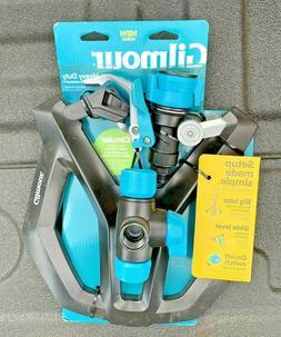 Gilmour HD Circular Metal Head Sprinkler with Plastic Base N