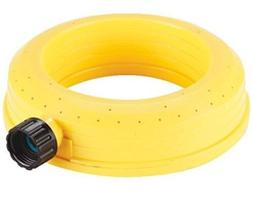 6 Inch Yellow Ring Sprinkler