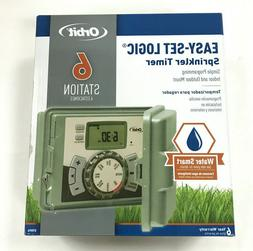 Orbit 6 Station indoor or Outdoor Irrigation Controller