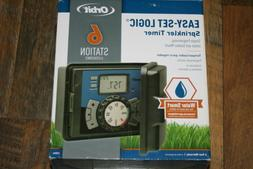 Orbit 6-Station Indoor/Outdoor Irrigation Timer