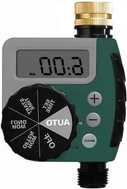 Orbit 62056 One Outlet Single-Dial Hose Garden Faucet Timer