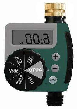 Orbit 62056 WaterMaster One Port Single Dial Hose Faucet Tim