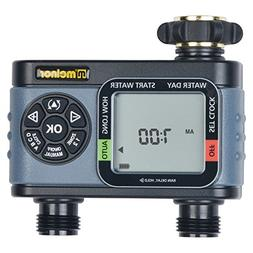 Melnor 73100 Hydrologic 2 Zone Digital Timr