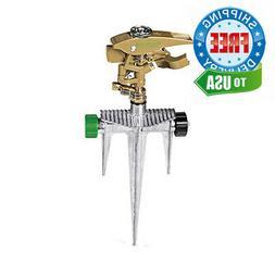 Bosch Garden and Watering 967HZSGT Spike Sprinkler, Metal