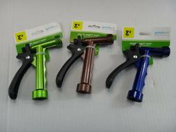 A True Living Durable Spray Nozzle Trigger Outdoor Yard Blue