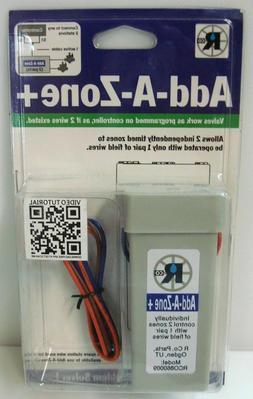 Add-A-Zone  Sprinkler Controller Cut wire fix, R-Co Irrigati