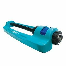 Aqua Joe Indestructible Oscillating Sprinkler | Adjustable S